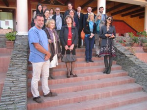 National Limes information event and 1st working group meeting Viminacium; Photo: Nemanja