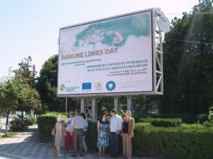 Danube Limes Day Romania. Photo: National Institute for Heritage (INP)